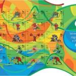 Selos dos Jogos Olímpicos e Paralímpicos Rio 2016