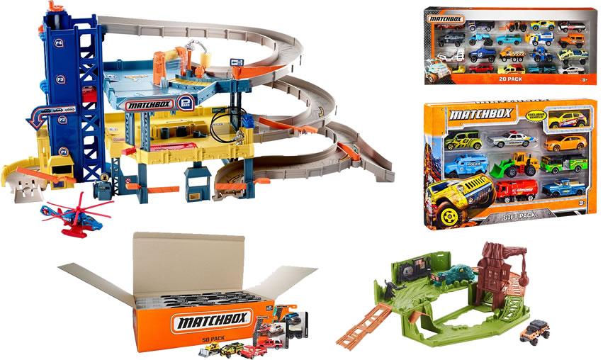 Mattel - Matchbox - Alguns produtos
