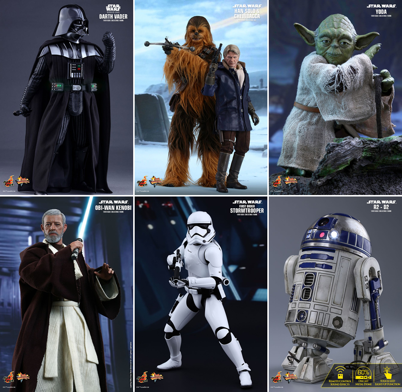Hot Toys - Star Wars